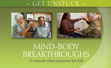 Mind-Body Breakthrough: Get Unstuck